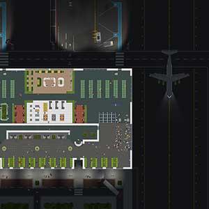 Airport Ceo Aéroport de nuit