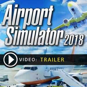 Acheter Airport Simulator 2018 Clé Cd Comparateur Prix