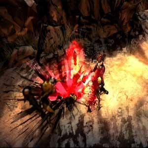 Akaneiro Demon Hunters Combat