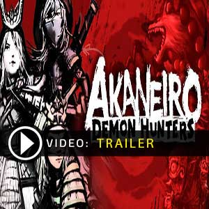 Acheter Akaneiro Demon Hunters Clé Cd Comparateur Prix
