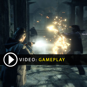 Alan wake Gameplay Video