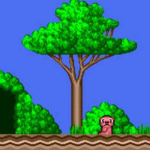 Alex Kidd in the Enchanted Castle Gameplay