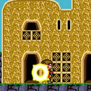 Alex Kidd in the Enchanted Castle Ashra