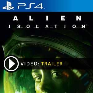 Alien Isolation PS4 en boîte ou à télécharger