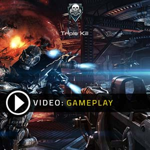 Alien Rage Gameplay Video