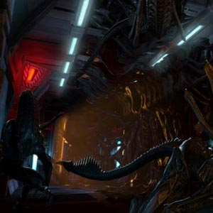 Aliens Colonial Marines Extraterrestre