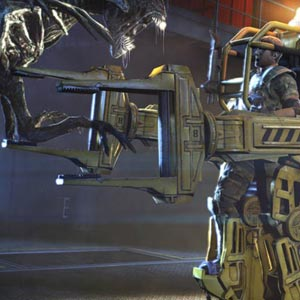 Aliens Colonial Marines Power Loader