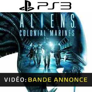 Aliens Colonial Marines PS3 Bande-annonce Vidéo