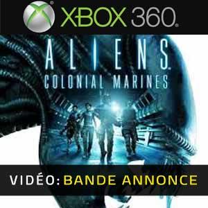 Aliens Colonial Marines Xbox 360 Bande-annonce Vidéo
