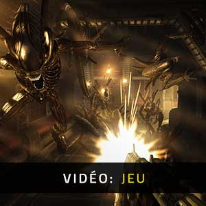 Aliens VS Predator Vidéo de Gameplay