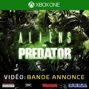 Aliens VS Predator Xbox One Bande-annonce vidéo