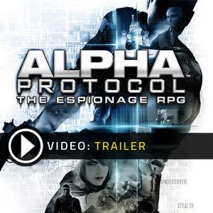 Acheter Alpha Protocol Clé Cd Comparateur Prix