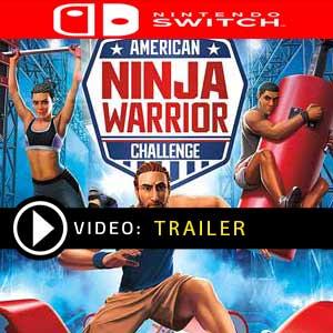 American Ninja Warrior Nintendo Switch en boîte ou à télécharger
