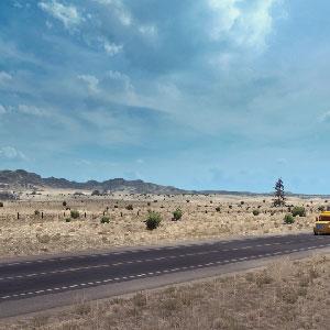 heading towards New Mexico