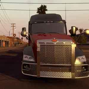 American Truck Simulator Starter Pack California: Camion