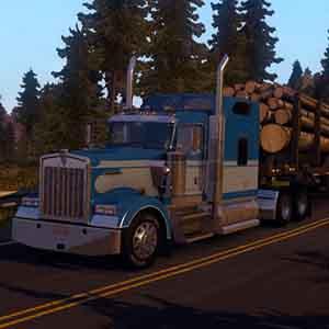 American Truck Simulator Starter Pack California: Transport