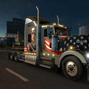 American Truck Simulator Kenworth W900