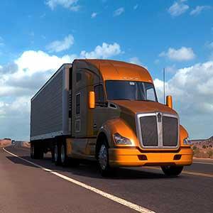 American Truck Simulator Kenworth T680