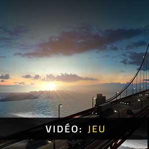 American Truck Simulator Vidéo De Gameplay