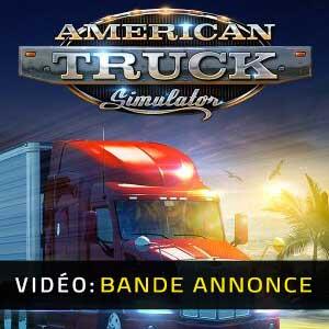 American Truck Simulator Bande-annonce Vidéo