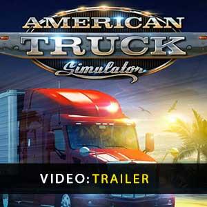 Acheter American Truck Simulator Clé Cd Comparateur Prix