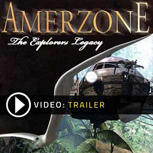 Amerzone The Explorers Legacy