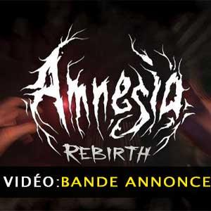 Amnesia Rebirth Vidéo de la bande annonce
