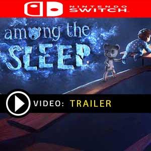 Among the Sleep Nintendo Switch en boîte ou à télécharger