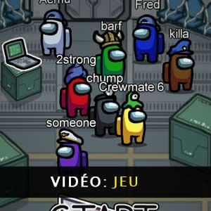 Among Us Vidéo de jeu