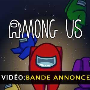 Among Us Vidéo de la bande annonce