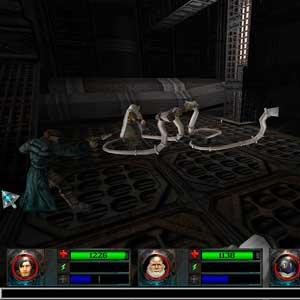 Anachronox Gameplay