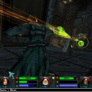 Anachronox Combat