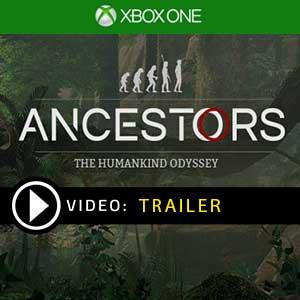 Ancestors The Humankind Odyssey Xbox One en boîte ou à télécharger