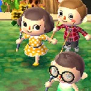 Animal Crossing New Leaf Nintendo 3DS Personnages