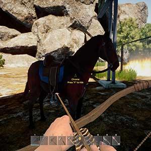 explorer à cheval