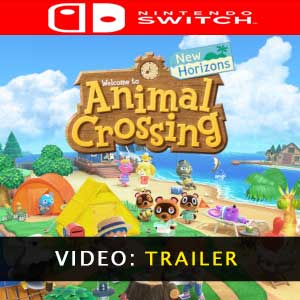Animal Crossing New Horizons Nintendo Switch bande-annonce vidéo