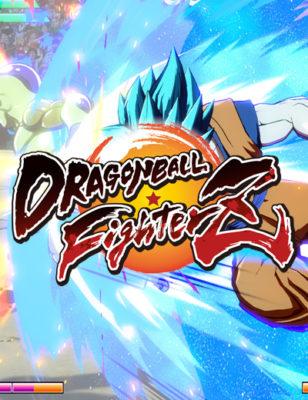 Une animation d'ouverture intense de Dragon Ball FighterZ présente la liste des personnages