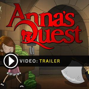 Acheter Annas Quest Clé Cd Comparateur Prix