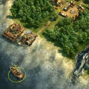 Anno 1404 Navire marchand