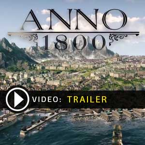 Acheter Anno 1800 Clé CD Comparateur Prix