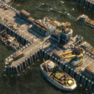 Anno 2070 Port