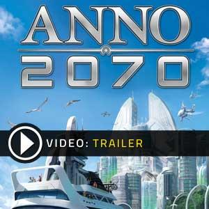 Acheter Anno 2070 Clé CD Comparateur Prix