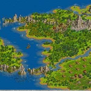 Nouvelles îles, nouvelle aventure