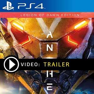 Anthem Legion of Dawn Edition PS4 en boîte ou à télécharger