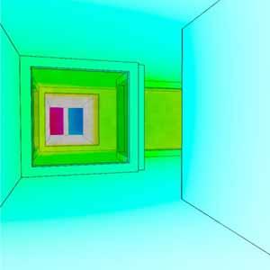Antichamber Puzzle