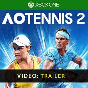 AO Tennis 2 Xbox One Prices Digital or Box Edition