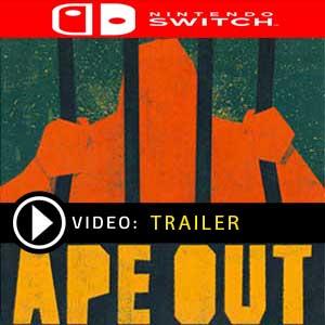 Ape Out Nintendo Switch en boîte ou à télécharger