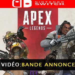 Apex Legends Vidéo de la bande-annonce