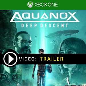 Aquanox Deep Descent Xbox One en boîte ou à télécharger