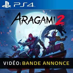 Aragami 2 PS4 Bande-annonce Vidéo